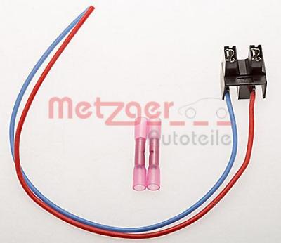 Kabelreparatursatz Hauptscheinwerfer METZGER 2323015