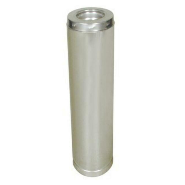 Supervent Stainless Steel Insulated Double Wall Chimney Pipe Jsc6sa3 36 X 6 For Sale Online Ebay