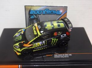 FORD-FIESTA-RS-WRC-46-ROSSI-RALLY-MONZA-2013-1-43-IXO-RAM619