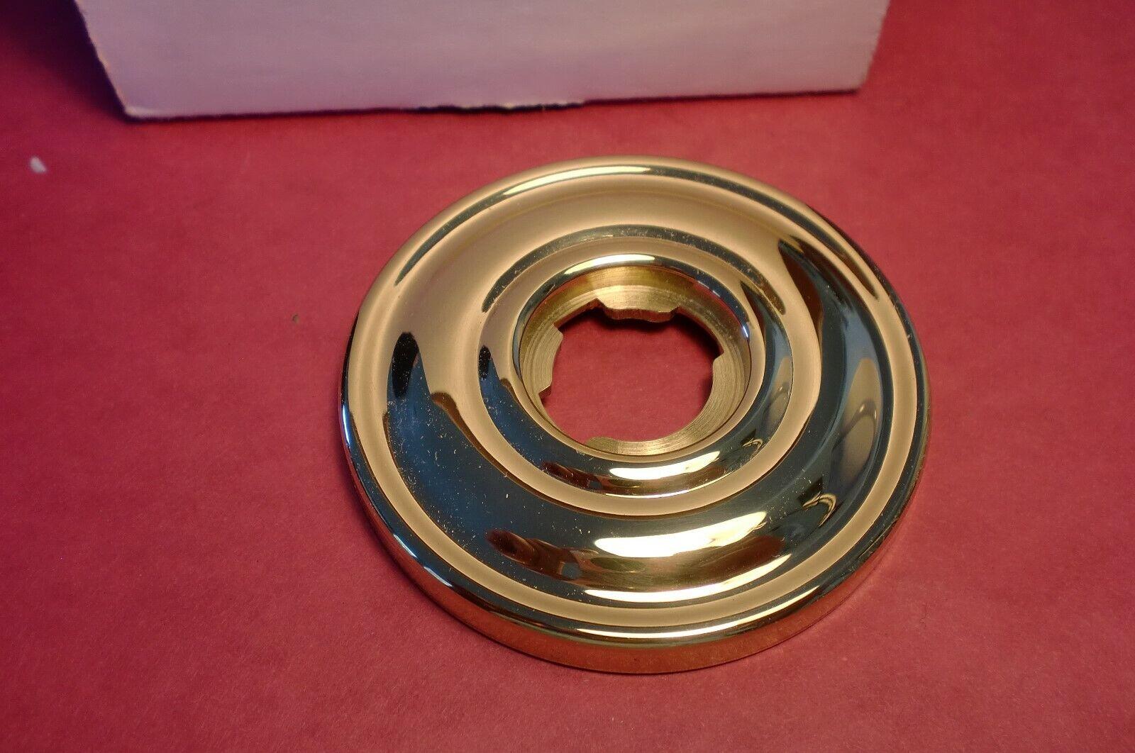 BALDWIN 5048.031 Polished Brass pink 20 pc.