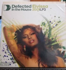 DEFECTED-In-the-House-EIVISSA-2007LP3-DOPPIO-LP-NUOVO-IMPORT-2007