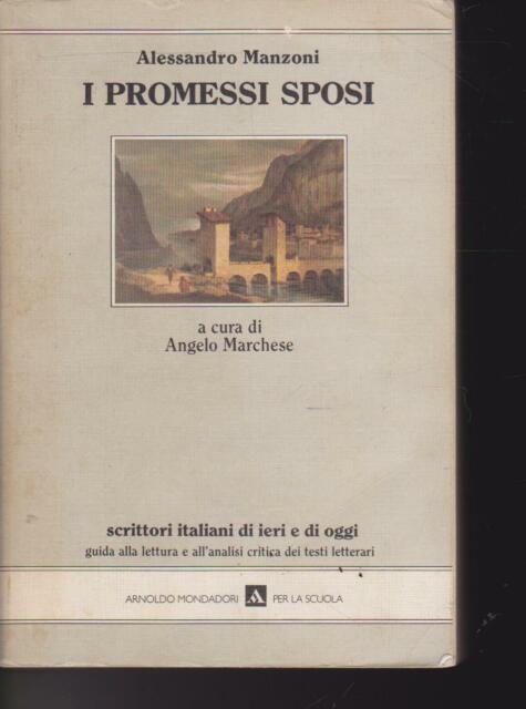 I promessi sposi di Alessandro Manzoni Mondadori