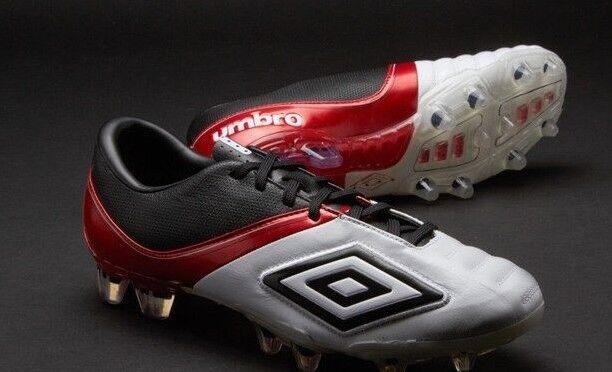 Umbro ST11 Pro Leder A HG Football Stiefel SIZE UK 7EU 41   at