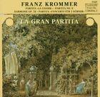 3partiten/harm.op.76 La Gran Partita Audio CD