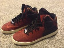 7a69ff8d29f item 1 RARE Mens NIKE LeBron 11 XI NSW Lifestyle Shoes Red Cork Black 616766  601 Sz 9 -RARE Mens NIKE LeBron 11 XI NSW Lifestyle Shoes Red Cork Black  616766 ...