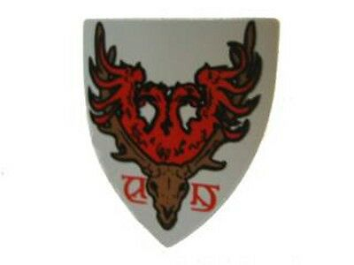 Lego Minifig Shield Triangular With Durmstrang Stag Coat Of Arms Pattern Ebay You'll receive email and feed alerts when new items arrive. lego minifig shield triangular with durmstrang stag coat of arms pattern ebay