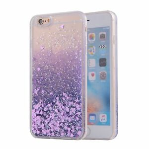iphone 6 case Purple Glitter