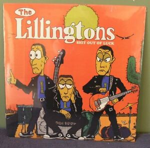 The Lillingtons Quot Shit Out Of Luck Quot Lp 300 Nofx Teenage