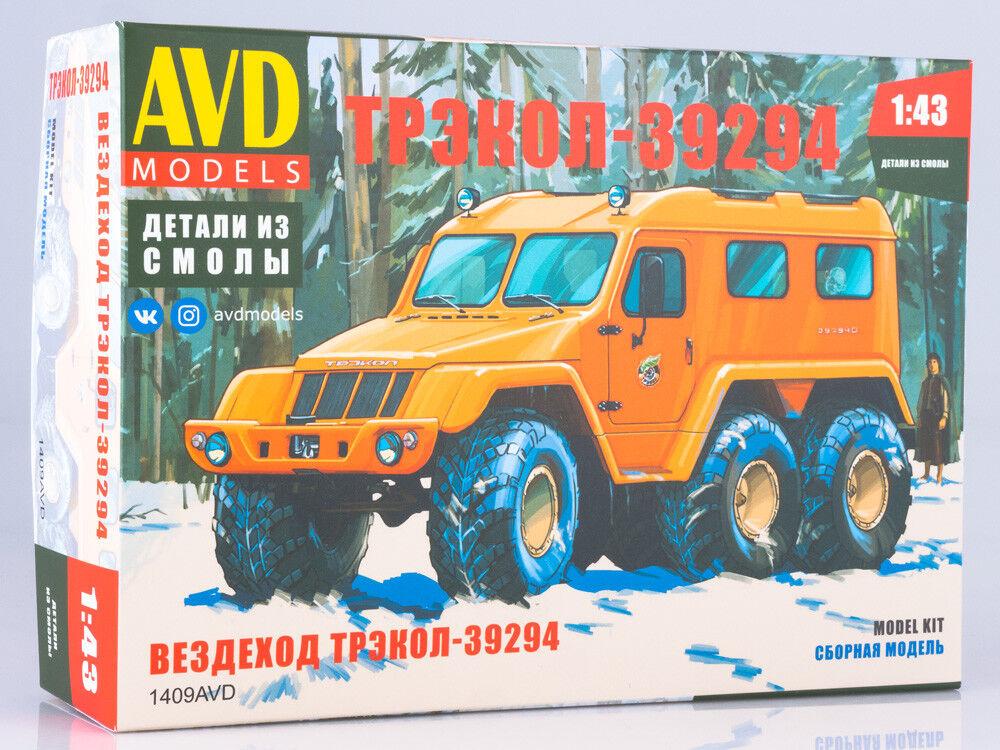 nuevo listado Vehículo todo terreno trecol 39294 Kit Kit Kit desarmado este cuadro modelos por SSM 1 43  tienda en linea