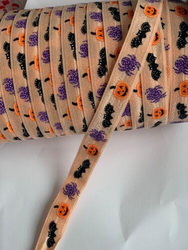Halloween bande élastique Foe 2 mètres 15 mm élastique de bandeaux Craft Bow Maker