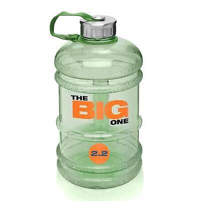 Everlast Wasserflasche Trinkflasche 2.2L Flasche Sportflasche Barrel Bottle 0118