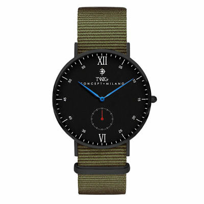 Orologio uomo/donna TWIG KIPLING / HARING Limited vintage militare
