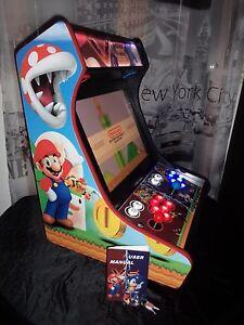 borne arcade bartop