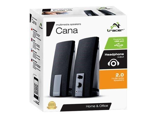 Tracer CANA - Højttalere - til PC - USB