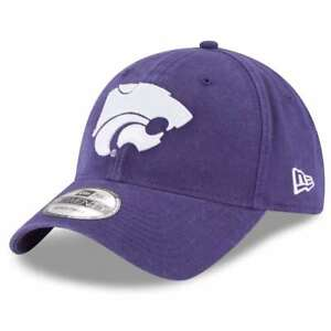 online store 9788c 224f1 Image is loading Kansas-State-Wildcats-Youth-New-Era-9Twenty-Core-