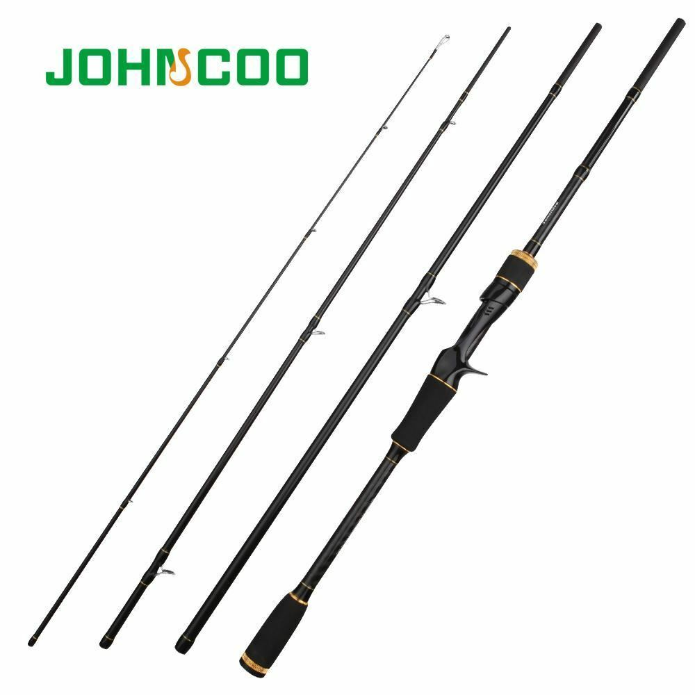 2.1m 2.4m 2.7m 5-25g Carbon Fiber Rod Fast Action Spinning Fishing Rod Casting T