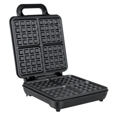 Waffeleisen Antihaftbeschichtung Waffelgerät Waffel für 4Stück Tessa Waffle HIT