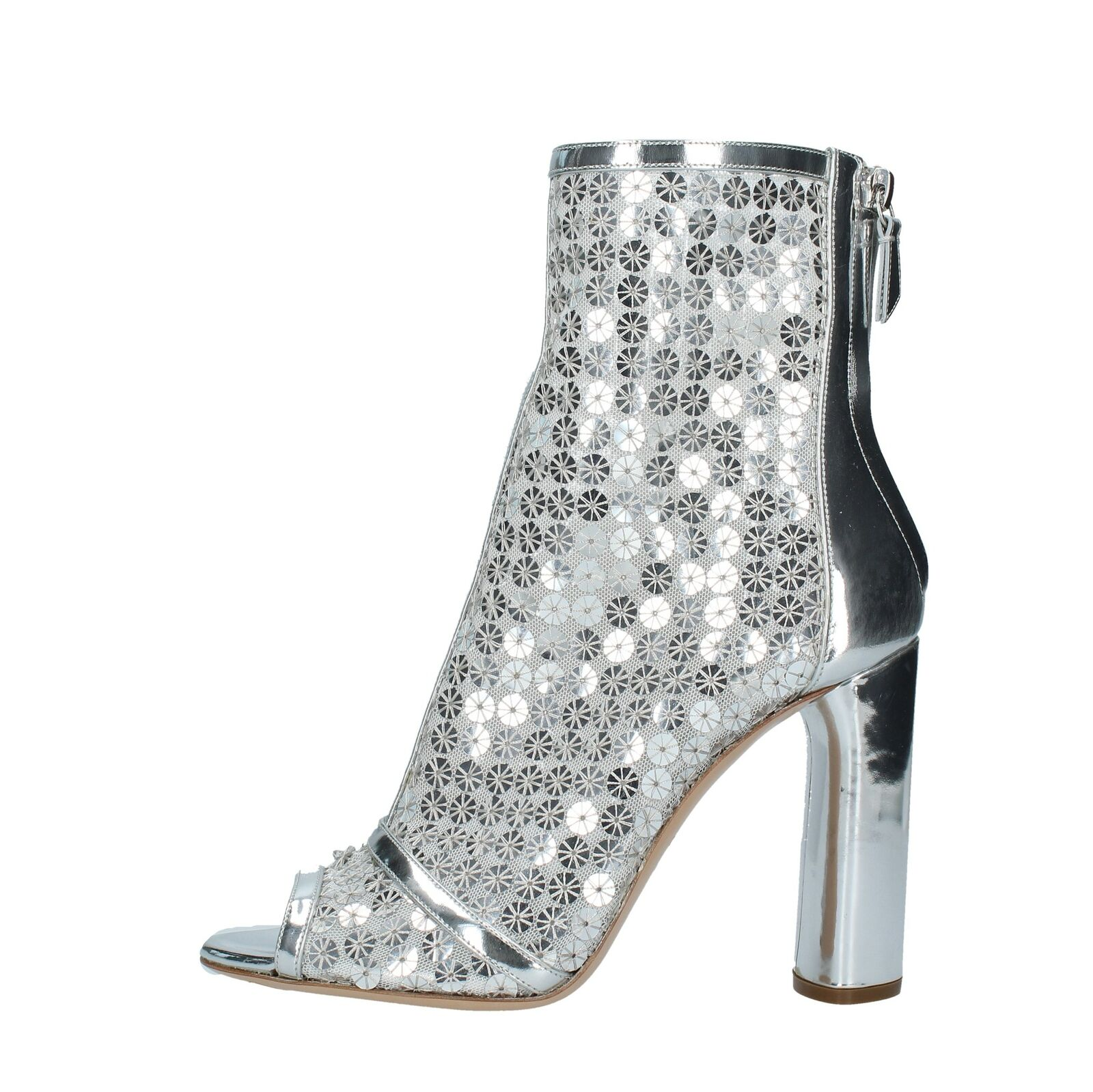 Nv25 Womens Ankle topped CASADEI Woman Silver