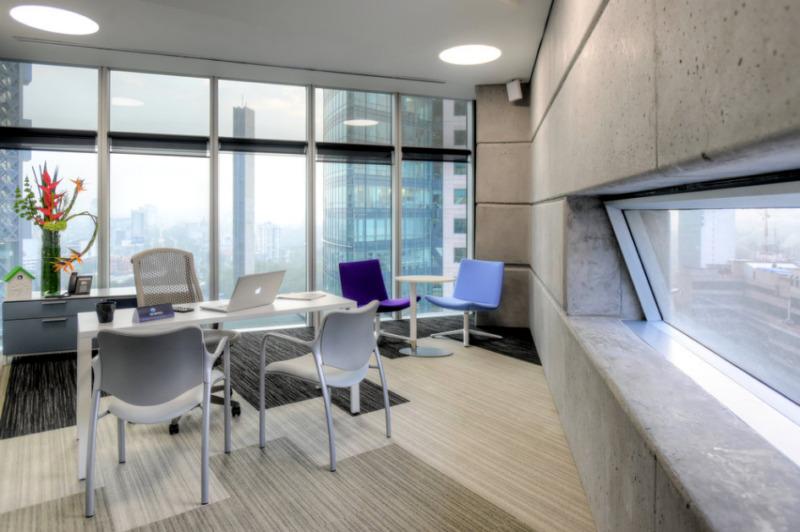 Oficina En Renta En Centro De Negocios En Torre Reforma Para 50 Personas (m2o22