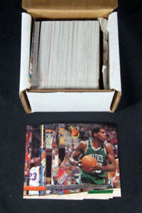 1993-94-Ultra-Series-1-Basketball-200-Card-Set
