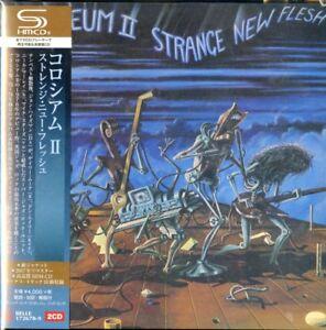 COLOSSEUM-II-STRANGE-NEW-FLESH-JAPAN-2-MINI-LP-SHM-CD-J50