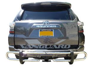 Vanguard Fits 1019 Toyota 4runner Rear Bumper Protector Guard. Is Loading Vanguardfits1019toyota4runnerrearbumper. Toyota. Toyota 4runner Bumper Guard Diagram At Scoala.co
