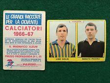 CALCIATORI 1966/67 66/1967 VERONA GOLIN PICCOLI Figurina Sticker Panini (NEW)