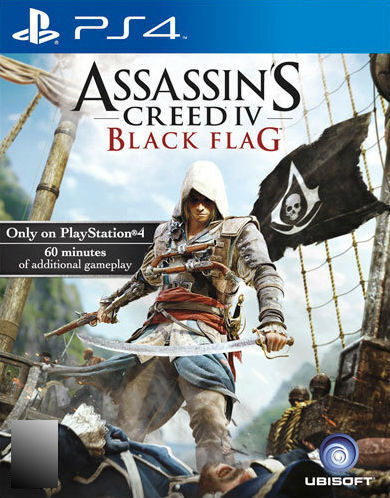 Assassin's Creed IV: Black Flag - PlayStation 4 (PERFECT CONDITION)