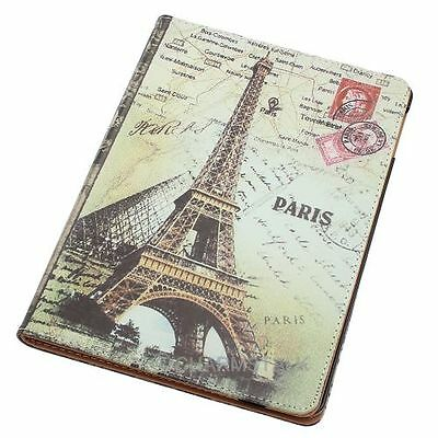 For Ipad Air Ipad 5 Classic Retro Folding PU Leather Smart Flip Stand Case Cover