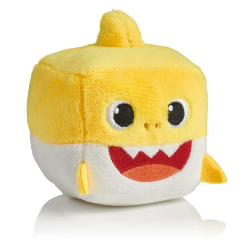 Pinkfong Baby Shark Official Song by WowWee Yellow Baby Shark Cube English