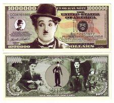 ONE MILLION DOLLARS CHARLIE CHAPLIN