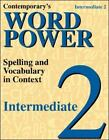 Word Power: Word Power C Vol. 2 by Contemp Bks Staff and McGraw-Hill Staff (1997, Paperback)