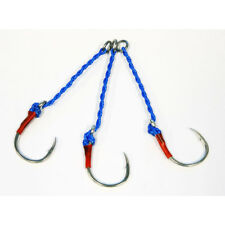 Decoy AH-6 Spic Area Plugging Single Lure Hooks Size 10 4154
