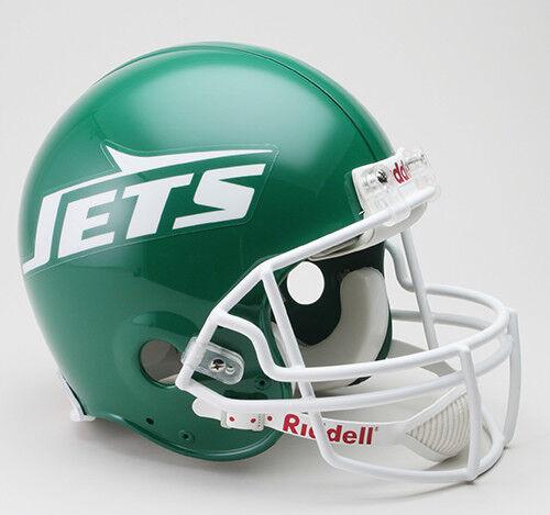 NEW YORK JETS 1978-1989 NFL FULL SIZE Football Helmet