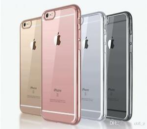 cover silicone iphone 6s trasparente