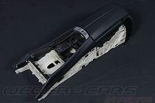 BMW 5er GT F07 Gran Turismo Mittelkonsole Konsole  Armlehne Leder schwarz black