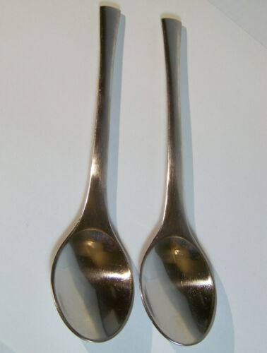 Dansk SILHOUETTE STAINLESS Iced Tea Spoon 2478192
