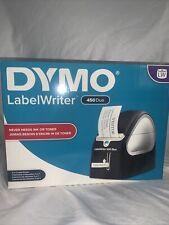 New Listingdymo Labelwriter 450 Duo Label Printer Monochrome Direct Thermal Brand New