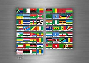 60x-adesivi-sticker-bandiera-stati-africa-africano-scrapbooking-collezione-r3