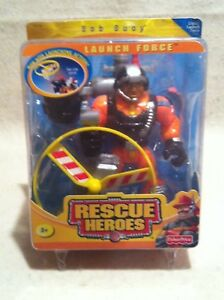 Hero Force Rescue Helicopter Factory Sealed New