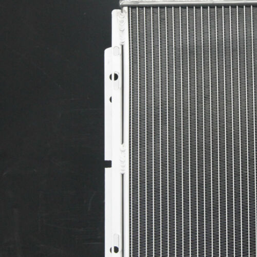 3-Row//CORE Aluminum Radiator For Ford Mustang Falcon Comet Mercury V8 63-65 52mm