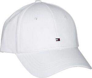 Tommy-Hilfiger-Classic-bb-cap-cap-accesorio-Classic-White-blanco-nuevo