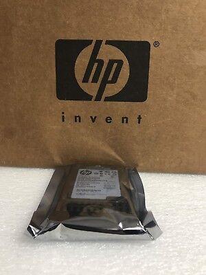 """HP EH0300FBQDD 627114-002 300GB 15K 6G 2.5/"""" SAS DP HARD DRIVE G6//G7 TRAY"""