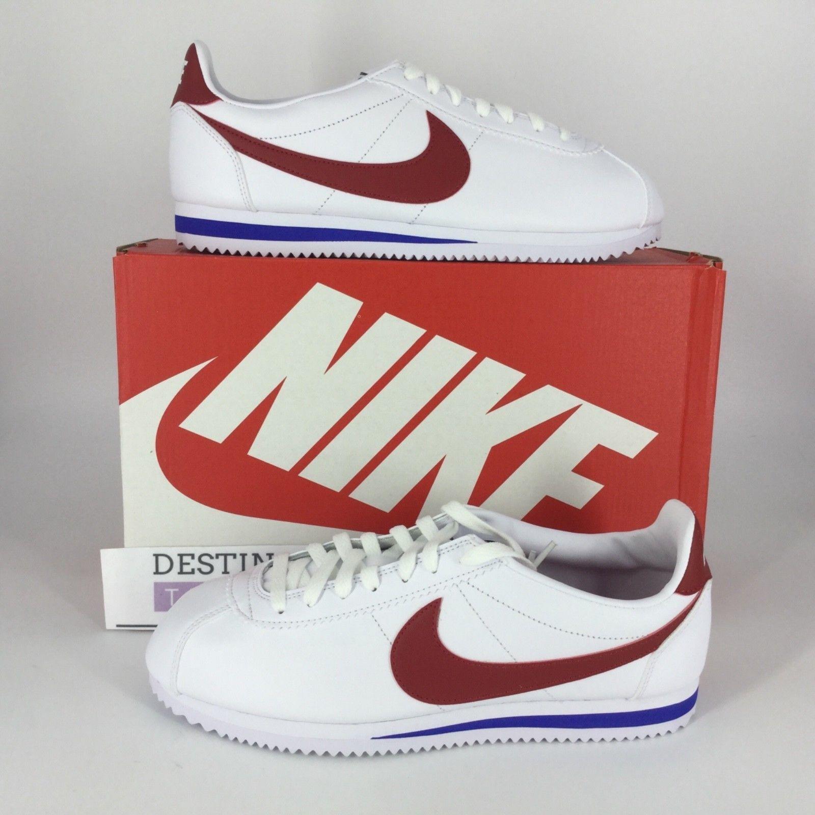 Nike Cortez  Red White Blue DUCHESS MEGHAN MARKLE Seen 9.5 10 10.5 11