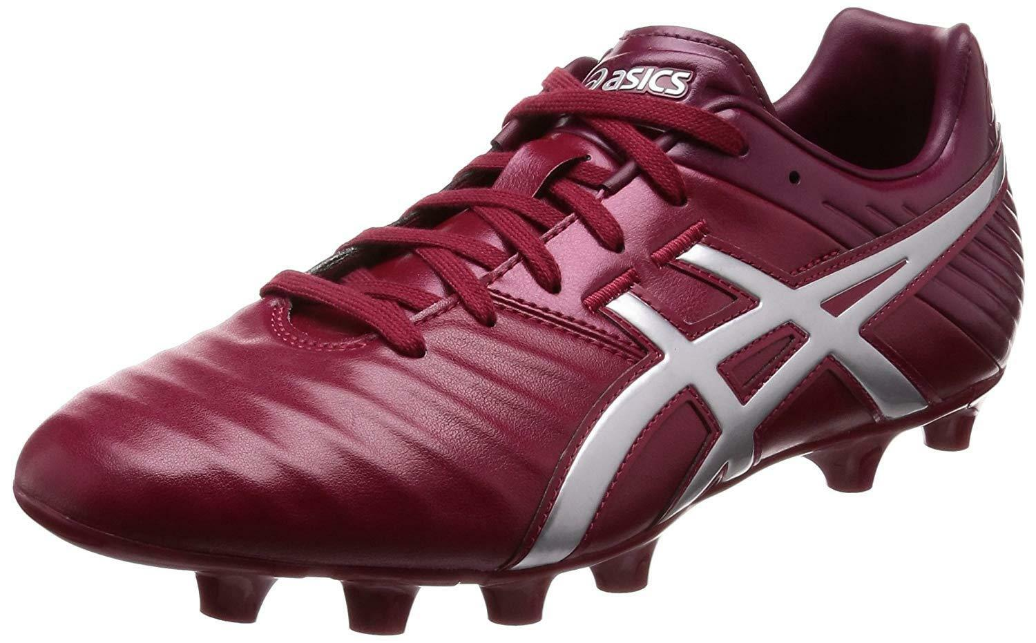 ASICS Soccer Rugby Spike shoes DS LIGHT WD 3 TSI754 Burgundy US10(28cm)