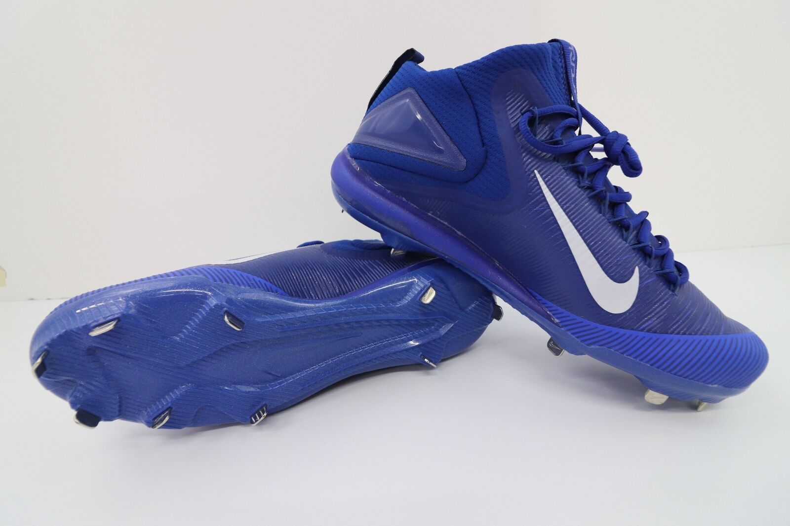 Wild casual shoes New Nike Zoom Cleats Mike Trout 27 Blue Mens Comfortable