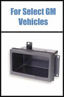 Gm Gmc Chevrolet Pickup Dash Storage Pocket Select 88-94 Truck Suv Vehicles