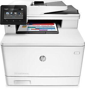 HP-Color-LaserJet-Pro-M377dw-Farblaser-A4-3in1-Drucker-Kopierer-LAN-WLAN