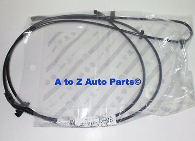 Jeep Commander Grand Cherokee Windshield Washer Hose Front