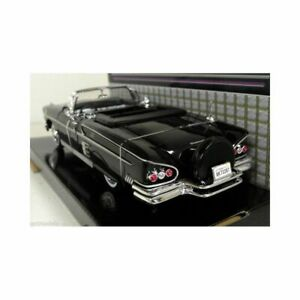 Chevrolet-Impala-1958-Black-Classic-Model-Car-Motormax-1-24
